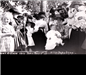 Black and white photo of women with children - 1910 County Fair