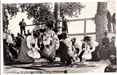 Black and white photo of women and children - 1910 County Fair