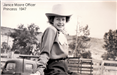 Janice Moore Officer - 1947 Fair Princess