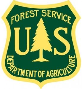 U.S. Forest Service - Department of Agriculture Badge